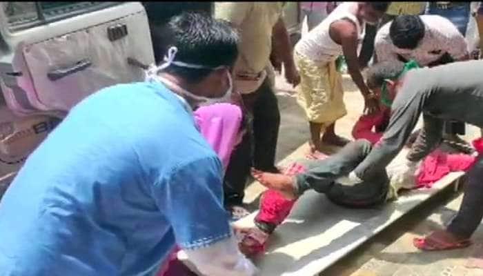 સીતામઢી: નેપાળ પોલીસ અને ભારતીય નાગરિકોમાં ઝડપ, એક ભારતીય નાગરિકનું મોત, 3 ઘાયલ