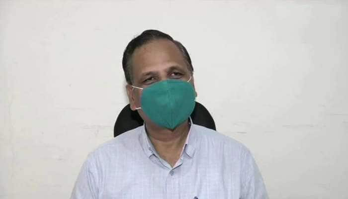 દિલ્હીના સ્વાસ્થ્ય મંત્રી બોલ્યા- ટેસ્ટ વધારવા હોય તો ICMR ને કહો કે ગાઇડલાઇન બદલે