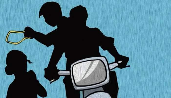 રાજકોટ: ચિલઝડપના ગુનામાં રીઢા આરોપીની પોલીસે કરી ધરપકડ