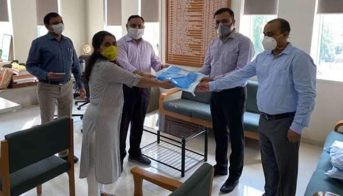 વડોદરા મ્યુનિસિપલ કૉર્પોરેશનને દાનમાં મળી 600 પીપીઈ કિટ, દર્દીઓની સંખ્યા 2 હજારને પાર