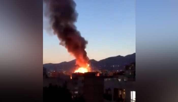 ઈરાન: તેહરાનમાં મેડિકલ ક્લિનિકમાં ભીષણ વિસ્ફોટ, 19 લોકોના મોત તથા અનેક ઘાયલ