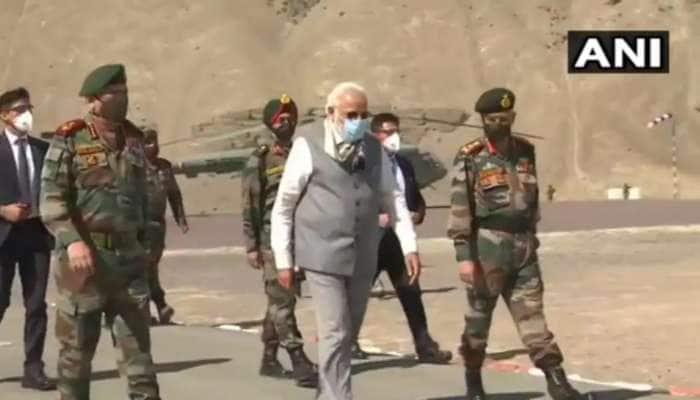 કોંગ્રસનો ફરી પ્રહાર, પૂછ્યું- મજબૂત ભારતના PMએ ચીનનું નામ લેવાનું કેમ ટાળ્યું?
