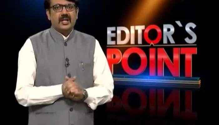 How did Vikas Dubey become a gangster? Watch EDITOR'S POINT
