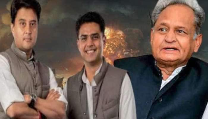 સિંધિયાએ આવું કહી વધારી કોંગ્રેસ અને ગેહલોત સરકારની મુશ્કેલી, BJPમાં આવશે પાઇલટ?