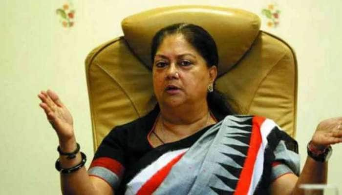 રાજસ્થાનમાં રાજકીય ઘમાસાણ, પૂર્વ CM વસુંધરા રાજેએ આખરે મૌન તોડી આપ્યું નિવેદન