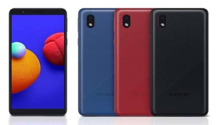 Samsungનો સસ્તો સ્માર્ટફોન Galaxy A01 Core લોન્ચ, જાણો શું છે ખાસ