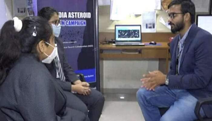 સુરતની 2 વિદ્યાર્થીનીઓની અદભૂત સિદ્ધિ, શોધી કાઢ્યો 'Asteroid', NASAએ પણ આપી સ્વિકૃતિ