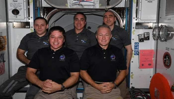 NASA SpaceX: ધરતી પર પાછા ફરી રહ્યાં છે બંને અમેરિકન અંતરિક્ષયાત્રી