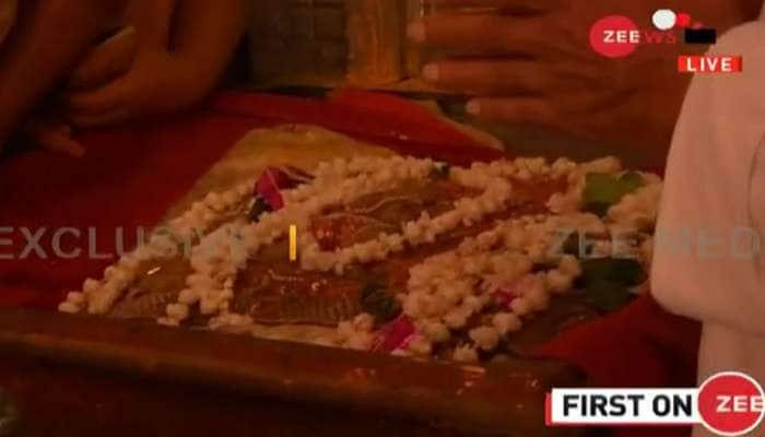 ભૂમિપૂજન માટે અયોધ્યા તૈયાર, હનુમાનજીની નિશાન પૂજા બાદ હવે રામ અર્ચના શરૂ