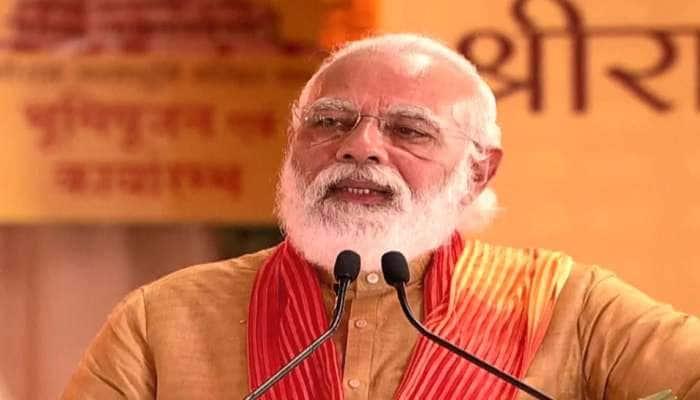 PM મોદીએ કહ્યું: વર્ષોથી રામલલ્લા ટેન્ટમાં રહેતા હતા, પરંતુ હવે ભવ્ય મંદિર બનશે