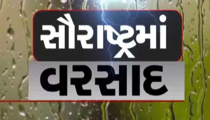 Rainfall in 101 talukas of Gujarat