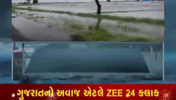 Zee 24 Kalak Special Conversation With Kheda Farmers