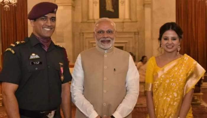 PM મોદીએ ધોનીને લખ્યો પત્ર, માહીએ આપ્યો આ જવાબ