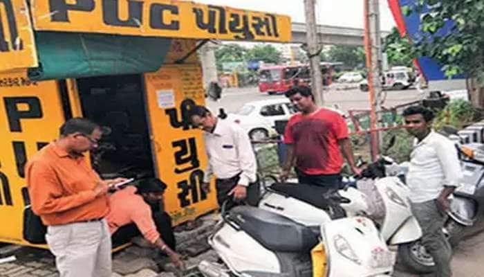 Breaking : વાહનોના PUC  રેટમાં ગુજરાત સરકારે વધારો કર્યો, જાણો શું છે નવા ભાવ