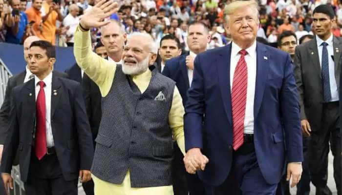 US president election 2020: જોવા મળ્યો ભારતનો દબદબો, ટ્રમ્પના પ્રચાર VIDEOમાં PM મોદી