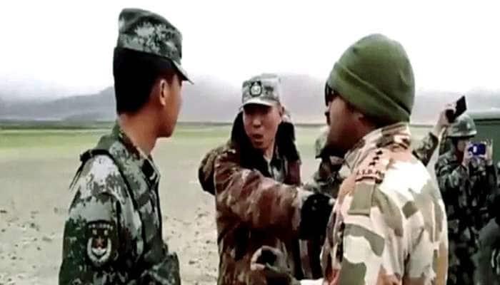લદાખમાં ફરીથી ભારત-ચીનના સૈનિકો વચ્ચે ઘર્ષણ, ભારતીય સેનાએ આપ્યો જડબાતોડ જવાબ