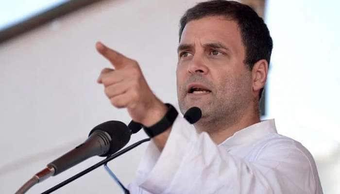 Rahul Gandhiનો આરોપ, 'મોદી સરકાર ભારતના ભવિષ્યને જોખમમાં મુકી રહી છે'