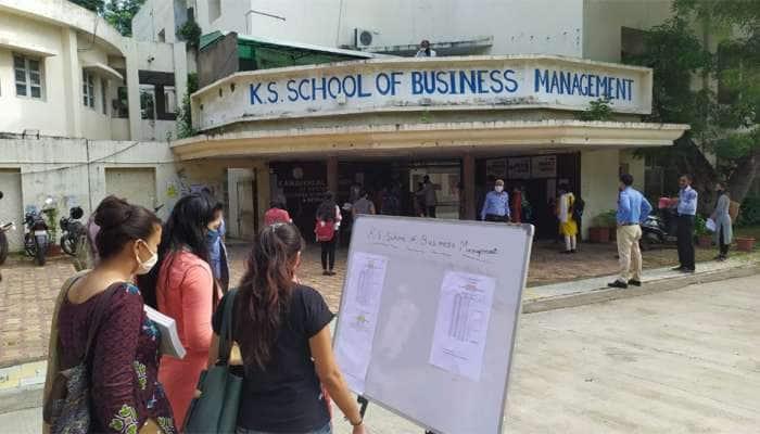 આજથી ગુજરાત યુનિવર્સિટીની ઓફલાઈન પરીક્ષાઓ શરૂ