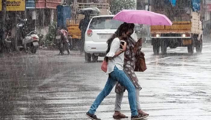 રાજ્યમાં છેલ્લા 24 કલાકમાં 40 તાલુકામાં વરસાદ, ગીર ગઢડામાં સૌથી વધુ વરસાદ