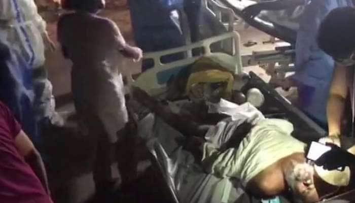 સયાજી હોસ્પિટલમાં આગની દુર્ઘટનાની તપાસ ચાર સદસ્યોની કમિટી કરશે, જિલ્લા મેજિસ્ટ્રેટે કર્યો આદેશ