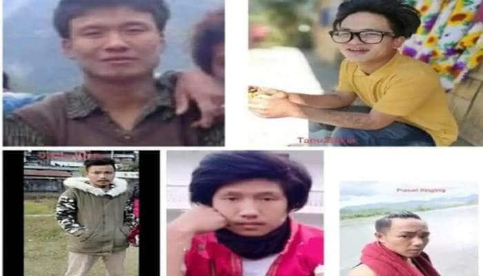 અરૂણાચલ પ્રદેશના 5 યુવકોને ચીને ભારતને સોંપ્યા, 2 સપ્ટેમ્બરથી હતા ગુમ