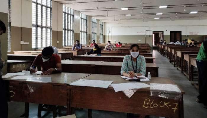 GTUના અંતિમ વર્ષના વિદ્યાર્થીઓની પ્રથમ વખત યોજાઈ ઓફલાઈન પરીક્ષા