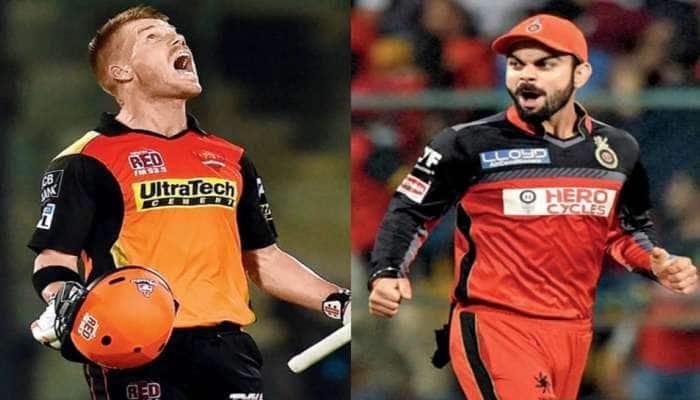 IPL 2020 RCB VS SRH: આ હોઇ શકે છે આ બંને ટીમોના સંભવિત પ્લેઇંગ ઇલેવન
