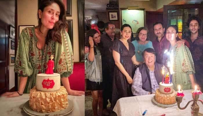 40 વર્ષની થઇ કરીના કપૂર, જુઓ Birthday Party ના Inside Photos