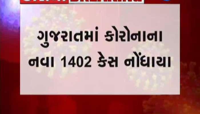 Continuous increase corona cases in Gujarat