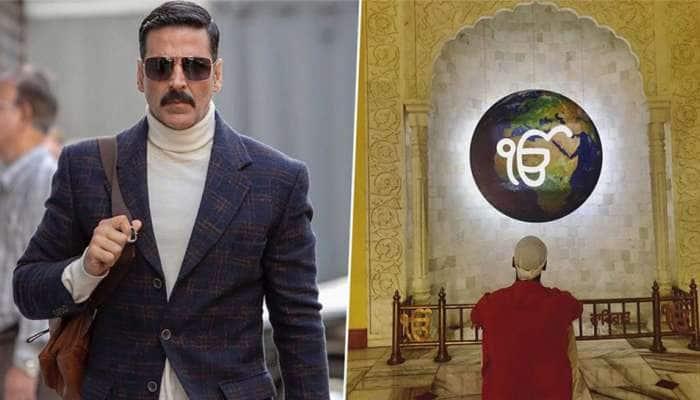 Akshay Kumarએ 'બેલબોટમ'ની શૂટિંગમાંથી લીધો બ્રેક, આરામની શોધમાં પહોંચ્યા આ જગ્યાએ