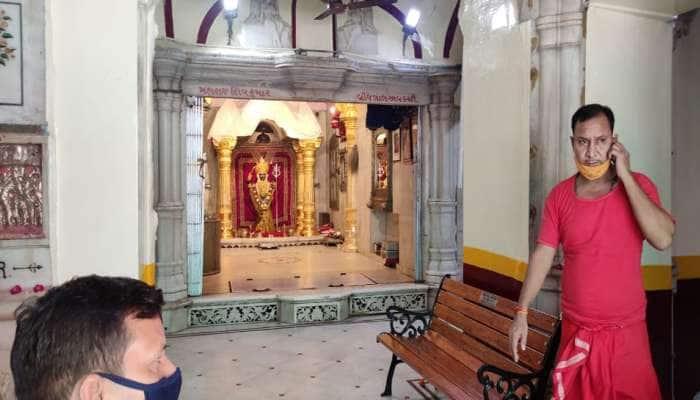 અમદાવાદીઓ માટે સારા સમાચાર, નવરાત્રિમાં ખુલ્લુ રહેશે નગરદેવીનું મંદિર