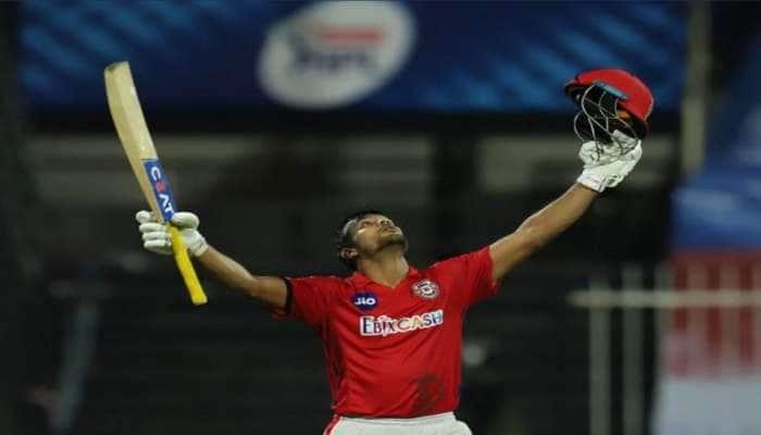 IPL 2020: મયંક અગ્રવાલની તોફાની ઈનિંગ, ફટકારી આઈપીએલ કરિયરની પ્રથમ સદી
