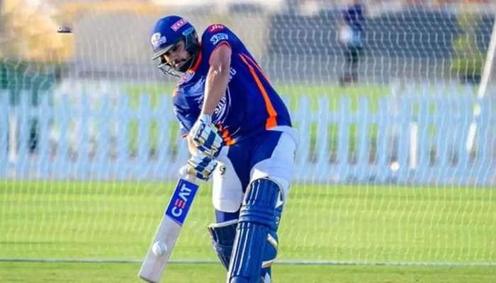 IPL: રોહિત શર્માએ બનાવ્યો નવો રેકોર્ડ, કોહલી-રૈના બાદ બન્યો ત્રીજો બેટ્સમેન