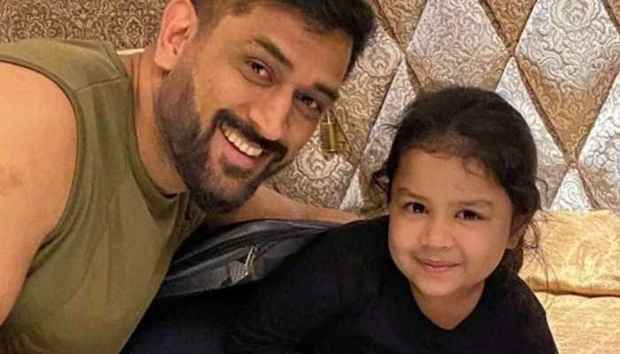 ધોનીની પુત્રી ઝિવાને મળેલી ધમકી બાદ પોલીસ એલર્ટ, માહીના ઘરની સુરક્ષા વધારવામાં આવી