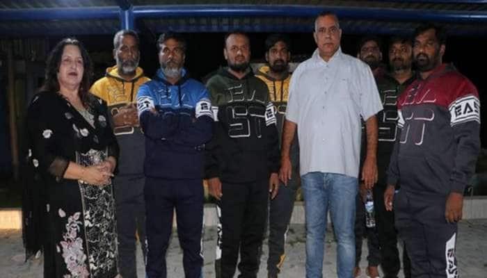 લિબીયામાં આતંકવાદીઓની ચુંગલમાંથી 7 ભારતીયોનો આખરે છૂટકારો, ગત મહિને કર્યા હતા કિડનેપ