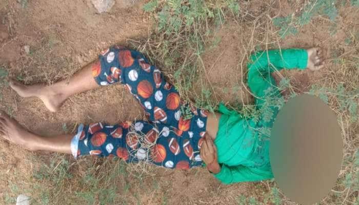 ગાંધીના ગુજરાતમાં બાળકો પણ સલામત નથી રહ્યા, ડીસામાં મૂકબધિર કિશોરીનું ગળુ કાપેલી લાશ મળી