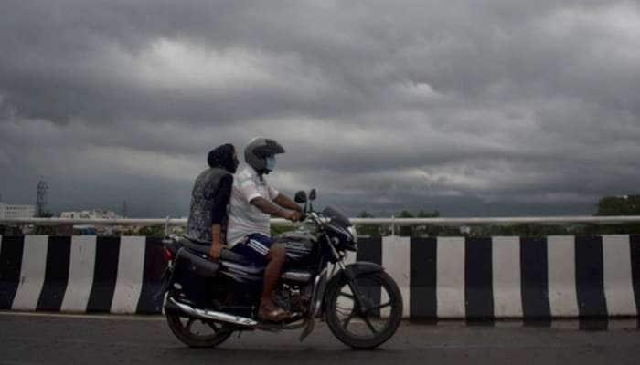 વાદળોના ટોળાએ ગુજરાતનું હવામાન બગાડ્યું, ઠેરઠેર વરસાદ તૂટી પડ્યો