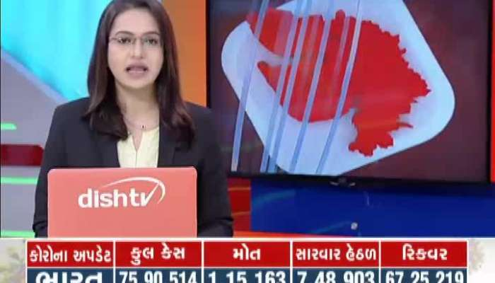 Samachar Gujarat: Watch 20 October All Important News Of The State