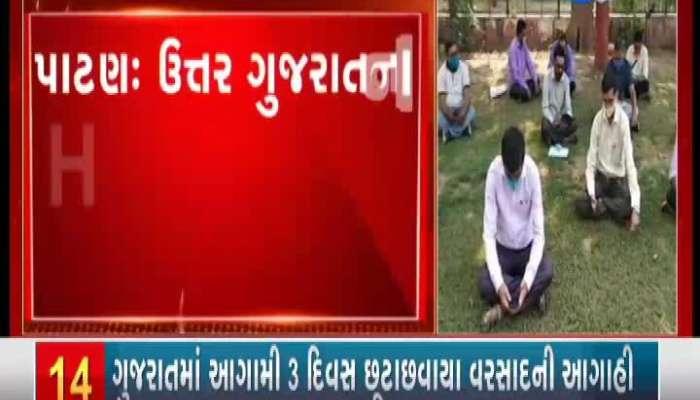 Mail Movement Of HATA Principals Of North Gujarat Started