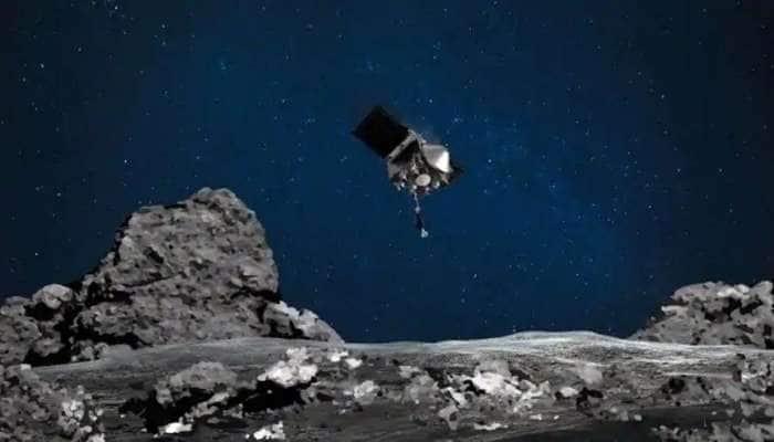 NASA જાહેર કરી Asteroid સ્પેસક્રાફ્ટની લેડિંગની અદભૂત તસવીરો, ઘણા રહસ્યો પરથી ઉઠશે પડદો