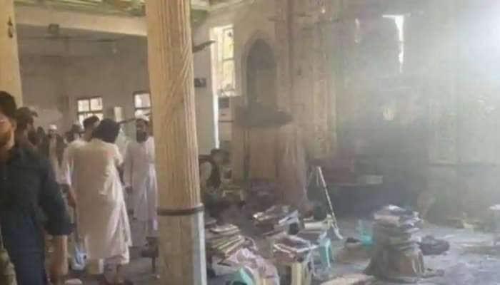 પાકિસ્તાન: પેશાવરમાં મદરેસા પાસે ભયંકર વિસ્ફોટ, 7ના મૃત્યુ, 70 બાળકો ઘાયલ