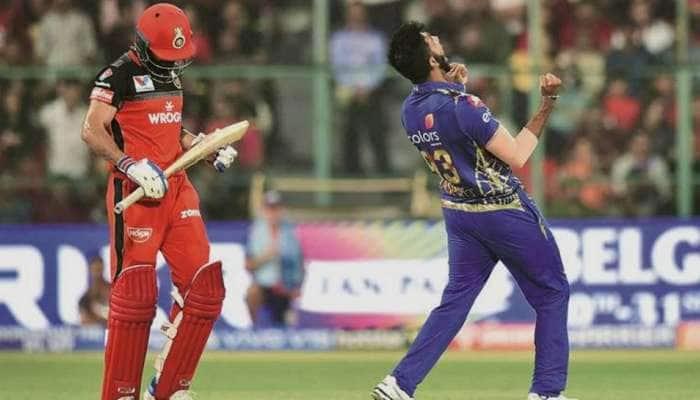 IPL: આજે મુંબઈ અને બેંગલોર વચ્ચે ટક્કર, એક ટીમને મળશે પ્લેઓફની ટિકિટ