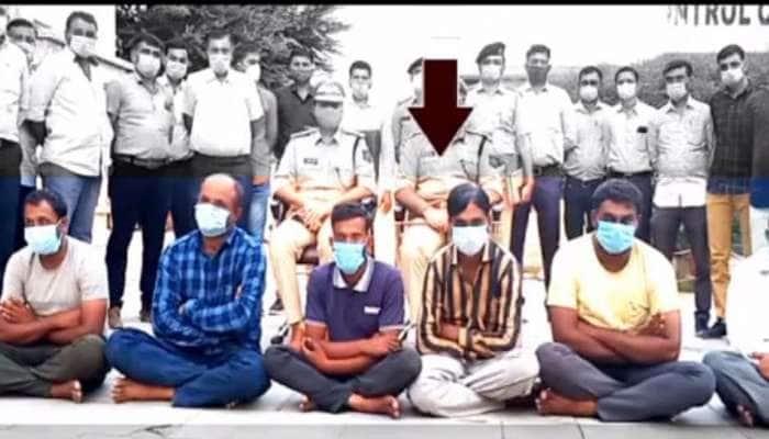 સુરેન્દ્રનગરમાં પ્રથમ ગુજસીટોક ગુનો નોંધાયો, ઝડપાયેલા 13 આરોપીઓમાંથી 6 છે રીઢા ગુનેગાર