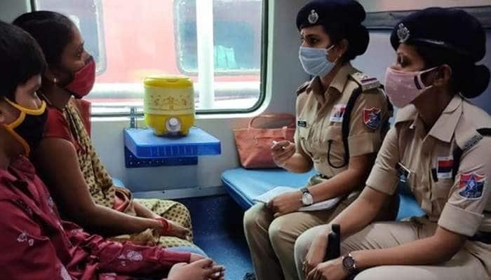 ભારતીય રેલવેની RPF ટીમ મહિલાઓની સુરક્ષા માટે શરૂ કર્યું ખાસ ઓપરેશન 'મેરી સહેલી'