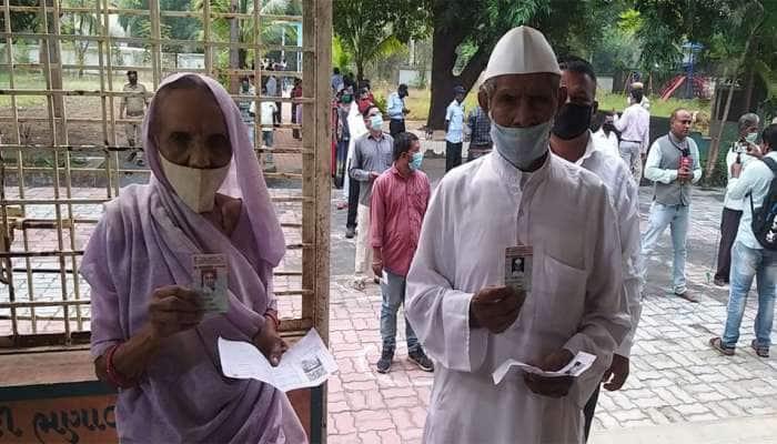 ગુજરાતમાં 8 બેઠકોની પેટાચૂંટણીનો આજે જંગ, મતદારો આજે કરશે ફેંસલો