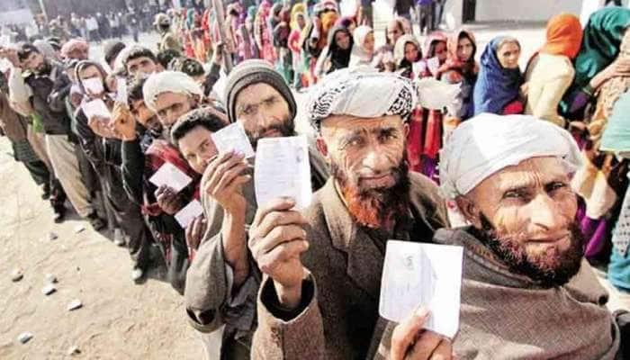જમ્મુ-કાશ્મીરઃ  DDC ચૂંટણીની જાહેરાત, પ્રથમવાર પશ્ચિમી પાકિસ્તાનના શરણાર્થી આપશે મત
