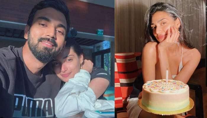 કેએલ રાહુલે અથિયા શેટ્ટીને પાઠવી જન્મદિવસની શુભેચ્છા, અભિનેત્રીએ પૂછ્યું 'કેક ક્યાં છે?'