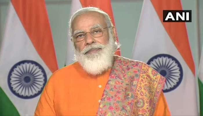 બદલાયું મિનિસ્ટ્રી ઓફ શિપિંગ વિભાગનું નામ, PM મોદીએ ગુજરાતીઓને સંબોધનમાં કરી જાહેરાત