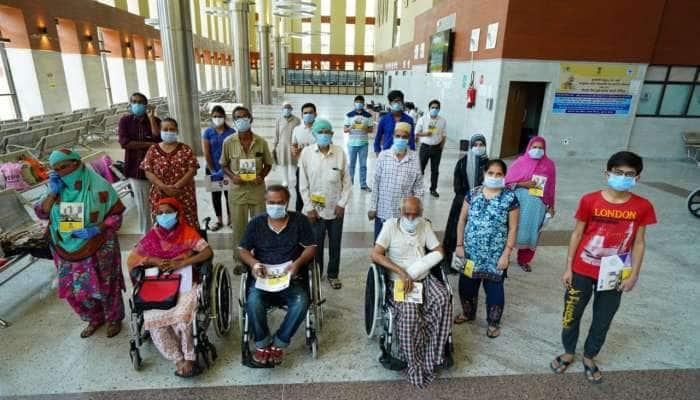 અમદાવાદમાં કોરોના બેકાબૂ, ખાનગી હોસ્પિટલમાં 95% બેડ કોરોના દર્દીઓથી ભરાયા