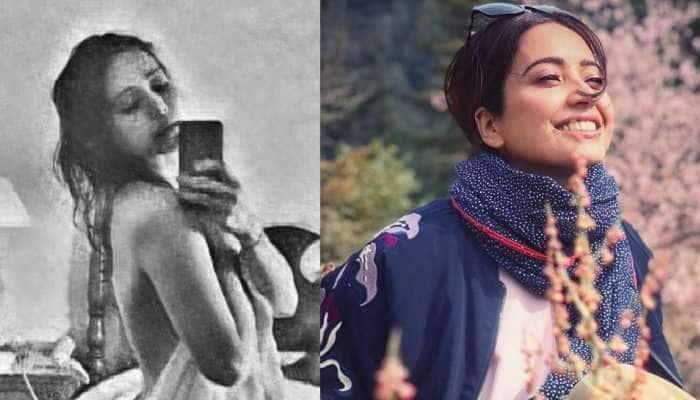 Asha Negiની  Topless ફોટો જોઇ ફેન્સએ કહ્યું- ડિલીટ કરશો નહી
